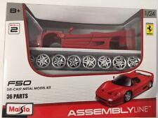 Ferrari F50 T Kit Red MAISTO 1:24 MI39018-F50
