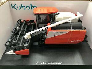 Kubota Combine WRH1200 Harvester 1/32 Diecast