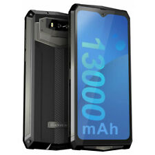 Unlocked Blackview BV9100 13000mAh Smartphone Android 9.0 Mobile Phone Dual SIM