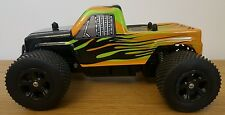 LARGE MONSTER TRUCK RECHARGEABLE Radio Remote Control Car  27CM  FAST SPEED 1:16