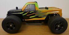 GRANDE MONSTER TRUCK Ricaricabile Radio telecomando auto 27cm veloce velocità 1:16