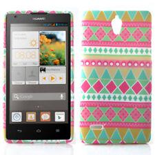 Fundas y carcasas color principal multicolor para teléfonos móviles y PDAs Huawei
