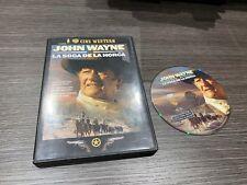 JOHN WAYNE LA SOGA DE LA HORCA DVD WESTERN