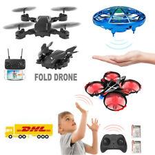 Mini Spielzeug Drone Quadrocopter RC Drohne Fernbedienung Hubschrauber Flugzeug