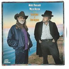 CD album MERLE HAGGARD & WILLIE NELSON - SEA SHORES OF OLD MEXICO COUNTRY