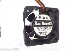 1pcs Sanyo 109P0405H601 Fan 4020 4CM 5v 0.32A