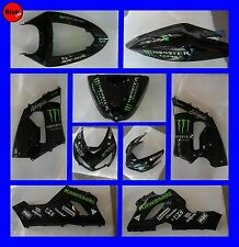 002(W) Kit adhesive replica KAWASAKI Monster ZX-6R 636 (motorcycle, stickers)