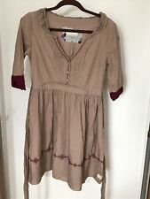 Odd Molly Brown & Plum Dress Size 12/14