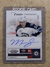 11-12 Panini Playoff Contenders #259 Calder RC Rookie Auto MARK SCHEIFELE /800