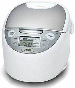 TIGER Rice Cooker JAX-S18A WZ 10 Cup AC230-240V From Japan Fast Shipping NEW
