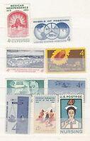 USA Gran lote conmemorativos grandes nuevos** 49170v2v1(11)v1(08)