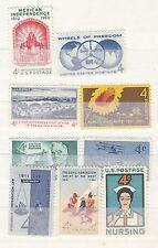 USA Gran lote conmemorativos grandes nuevos** 49170v2v1(11)