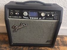 Fender G-DEC 3 Fifteen Amp Electric Guitar Amplifier / Amp