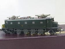 FULGUREX 4202-1 SPUR N E-LOK Ae 4/7 GRÜN der SBB  SC12