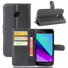 Magnetic Wallet PU Leather Case Flip Cover For SAMSUNG Galaxy Xcover 4(G390F)