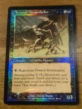 Twisted Abomination-distorsionada abominación-Magic-FOIL