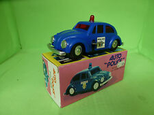 HONG KONG   VW VOLKSWAGEN  10402  POLICE - IN BOX - BEETLE   GOOD CONDITION
