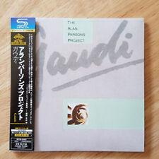 The Alan Parsons Project - SHM CD Japan - Gaudi