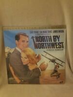 North By Northwest - Alfred Hitchcock 1959 - Laserdisc LD - NEW SEALED