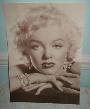 Marilyn Monroe 11 X 14 Black & White Portrait From The Ludlow Collection