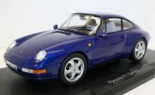 Coches, camiones y furgonetas de automodelismo y aeromodelismo NOREV color principal azul Porsche