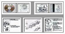 Mitsubishi Space Runner Wagon N10 - N40 1992 - 1998 Werkstatthandbuch CD