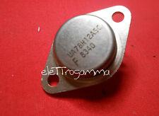 UA78H12ASC UA 78H12 ASC regolatore tensione 12V TO3