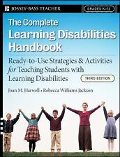 The Complete Learning Disabilities Handbook 3rd edition -- NEW