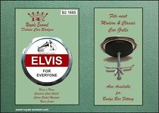 Royale BADGE auto grill e accessori Elvis Presley per tutti MOON CHI-b2.1685
