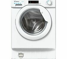 CANDY CBW 48D2E 8kg 1400 Spin Integrated Washing Machine A+++ White - Currys