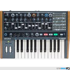 Arturia Minibrute 2 Semi-Modular Analogue Mono-Synthesizer Sequencer Keyboard