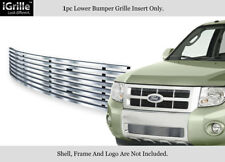 Fits 08-11 2011 Ford Escape Bumper Stainless Steel Billet Grille Insert