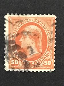 Us 1894 50c VF Used (W14)