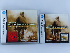 Call of Duty: Modern Warfare Mobilized für Nintendo DS/Lite/XL/3DS - OVP+Anl.