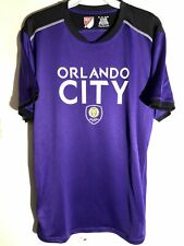 Adidas MLS Jersey Orlando  Orlando City  Team Purple sz XL