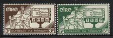 Ireland 1958 Constitution set Sc# 169-70 NH