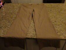 NEW Lane Bryant Lafayette Womens Dress Pants Size 16 Average Tan