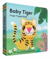 Baby Tiger: Finger Puppet Book: Finger Puppet Book (Finger Puppet Books)  LikeNe