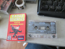 Radio Seventies - Automne-hiver 1973 (Cassette, Tape) WORKING GREAT TESTED