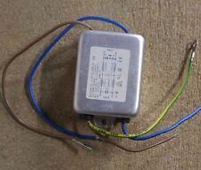 Filtro Arcotronics 2,5  A   max 250V rete con reofori di collegamento
