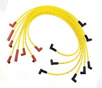 Accel Spark Plug Wire Set 4052; Super Stock 8.0mm Yellow for Ford 302//351W SBF
