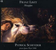 Patrick Scheyder, F. Liszt - Mazeppa [New CD]