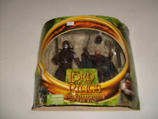 Lord of the Rings Uruk Hai Warrior and Gimli 2 pack LotR Fellowship of the Ring