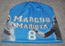 ADULTS TENNESSEE TITANS MARCUS MARIOTA #8 NFL FOOTBALL PLAYER BEANIE CAPS HAT