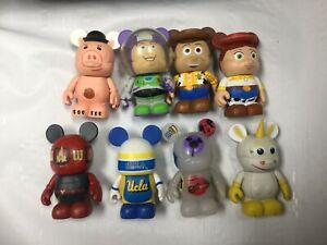 Vinylmation Disney Toy Story CollectibleFigures. Lot Of 8