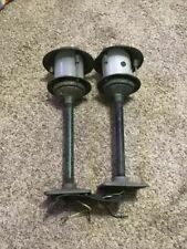 Antique Nautical pagoda Dock Lights