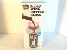 NEW Big Mouth Original 750ml Giant Large Wine Bottle Glass Funny Gag Gift