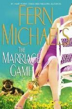The Marriage Game by Fern Michaels-2007-Hardcover-DJ-1st edition-1st print