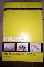 Michel Südosteuropa Katalog 2012/2013 gebraucht IsbN 9783954020041