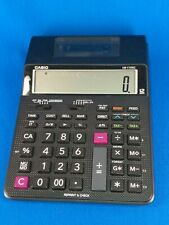 Casio HR-170RC Mini Desktop Printing Calculator Replacement Tested & Working